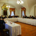 Митрополит Вениамин возглавил совещание, посвященное вопросам развития церковного пения в Белорусской Православной Церкви