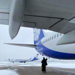 Митрополит Вениамин освятил самолеты авиакомпании «Белавиа»