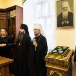 В день рождения почившего митрополита Филарета в Минске открыт мемориальный кабинет приснопоминаемого архипастыря