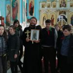 В Червене священнослужитель встретился с учащимися и провел беседу о посте и покаянии