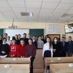 В средней школе №2 г. Березино священник поговорил с учащимися о нравственности и духовности