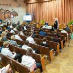 Митрополит Вениамин посетил среднюю школу №37 города Минска