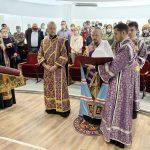 Митрополит Вениамин посетил 10-ю подстанцию скорой медицинской помощи города Минска