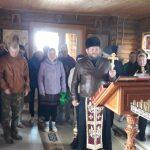В день Воскресения Христова священник посетил Червенский психоневрологический дом-интернат