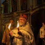В кафедральных соборах Борисовской епархии прошли праздничные Пасхальные богослужения