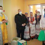 Священнослужитель Сергий Чукович принял участие в благотворительной акции «Подари радость ближнему»