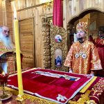 В день памяти вмч. Георгия Победоносца престольный праздник отметил одноименный приход в Смиловичах