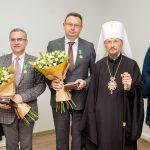 Состоялся визит Патриаршего Экзарха в Министерство здравоохранения Республики Беларусь