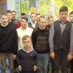 Священник посетил Червенский дом-интернат для детей-инвалидов и молодых инвалидов с особенностями психофизического развития