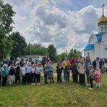 На Свято-Троицком приходе г. Борисова состоялся спортивный праздник