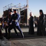 Митрополит Минский и Заславский Вениамин, Патриарший Экзарх всея Беларуси, принял участие в митинге-реквиеме в Брестской крепости