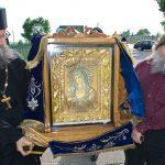 В Благовещенском монастыре д.Малые Ляды пребывает Локотская мироточивая икона Пресвятой Богородицы «Умиление»
