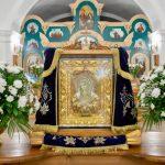 В храмах Смолевичского благочиния будет пребывать мироточивая икона Пресвятой Богородицы «Умиление»