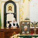 Митрополит Вениамин принимает участие в очередном заседании Священного Синода Русской Православной Церкви
