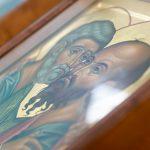 В праздник апостолов Петра и Павла митрополит Вениамин возглавил Литургию в одноименном храме агрогородка Сеница Минского района