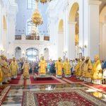 Митрополит Вениамин возглавил торжества, посвященные 800-летию со дня рождения святого благоверного князя Александра Невского