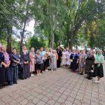 Прихожане прихода храма Покрова Пресвятой Богородицы совершили паломническую поездку в Иоанно-Кормянский монастырь
