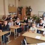Священнослужители Березинского благочиния приняли участие в школьных линейках