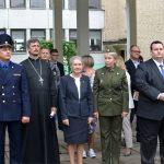 Протоиерей Александр Вербило принял участие в торжествах по случаю начала учебного года