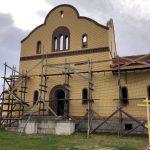 Митрополит Минский и Заславский Вениамин посетил строящиеся во 2-м Пуховичском благочинии храмы